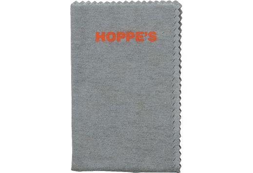 "HOPPES SILICONE GUN CLOTH 15.25""X13.5"""