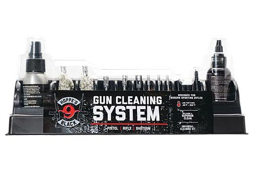 HOPPES BLACK GUN CLEANING KIT UNIVERSAL
