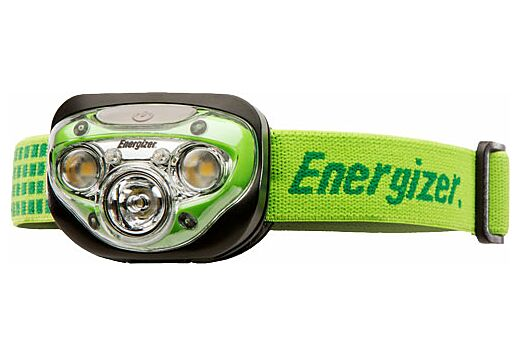 ENERGIZER VISION HD PLUS HEADLAMP 350 LUMENS W/AAA BATT
