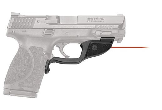 CTC LASER LASERGUARD RED S&W M&P M2.0 FULL & COMPACT