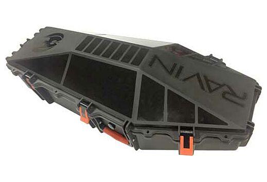 RAVIN XBOW HARD CASE BLACK R10/R20/R500
