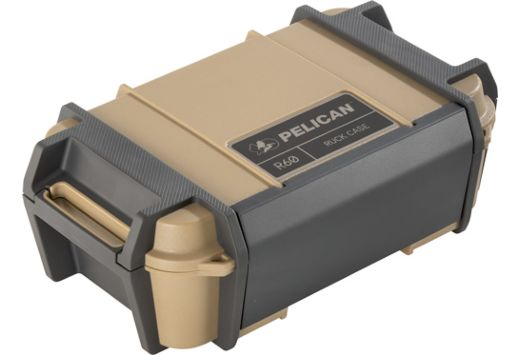 PELICAN RUCK CASE X-LARGE R60 W/DIVIDER TAN