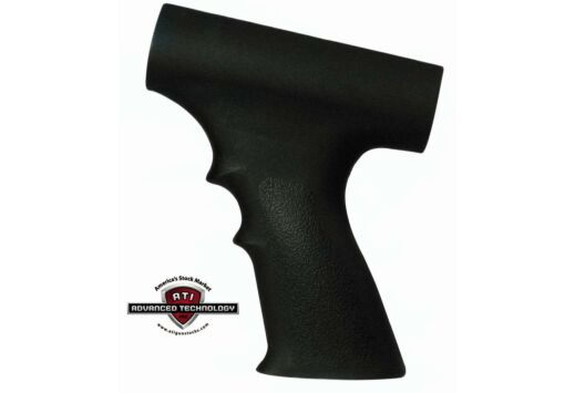 ADV. TECH. FOREND/PISTOL GRIP MOST 12GA. PUMPS BLACK SYN
