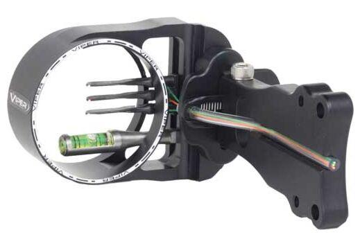 VIPER ARCHERY PRODUCTS BOW SIGHT VENOM V250 3 PIN .019PIN