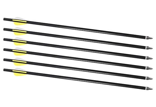 "TRADITIONS ARROWS 16"" 6-PACK FOR XBR ARROW LAUNCHER"