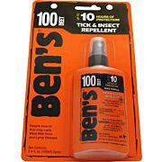 ARB BEN'S 100 INSECT REPELLENT 100% DEET 3.4OZ PUMP (CARDED)