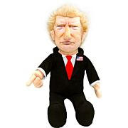 "GI TALKING DONALD TRUMP DOLL 24"" TALL W/5 CAMPAIGN QUOTES!"