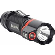 STRIKER BAMFF 4.0 400 LUMENS DUAL CREE LED FLSHLGHT W/FLOOD