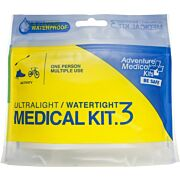 ARB ULTRALIGHT/WATERTIGHT .3 MEDICAL KIT 1 PERSON/MULTI-USE