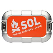ARB SOL TRAVERSE SURVIVAL KIT W/ WATER PURIFICATION TABLETS