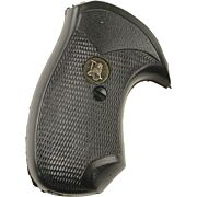 PACHMAYR COMPAC GRIP FOR S&W J FRAME ROUND BUTT