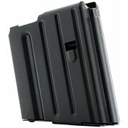 CPD MAGAZINE SR25 7.62X51 5RD BLACKENED STAINLESS STEEL