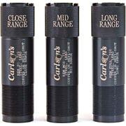 CARLSONS CHOKE TUBE WATERFOWL 3PK 12GA C/M/L-RANGE REM CHOKE
