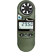 KESTREL 2500NV WEATHER METER DIGITAL ALTIMETER OD GREEN