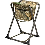 HS DOVE STOOL FOLDING NO BACK REALTREE EDGE