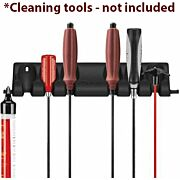 TIPTON CLEANING ROD RACK HOLDS UP TO 6 RODS