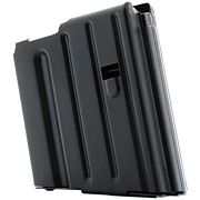 CPD MAGAZINE SR25 7.62X51 10RD BLACKENED STAINLESS STEEL