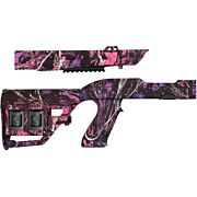 ADTAC RM-4 STOCK RUGER 10/22 TAKE DOWN TACTICAL MUDDY GIRL