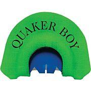 QUAKER BOY TURKEY CALL DIAPHRAGM ELEVATION CUT THROAT
