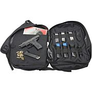 HACKETT EDC 2 PISTOL RANGE SLING BACKPACK BLACK