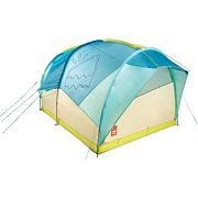 UST HOUSE PARTY 6 PERSON TENT W/STORAGE AND FOOTPRINT