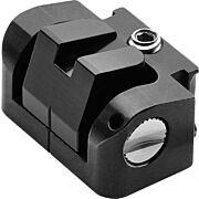 LEUPOLD REAR IRON SIGHT FOR DELTAPOINT PRO MATTE