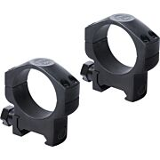 LEUPOLD RINGS MARK 4 CROSS- SLOT 35MM HIGH MATTE