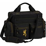 "BG RANGE BAG W/CARRY STRAP 18""W X 12.5""H X 11""D BLACK"