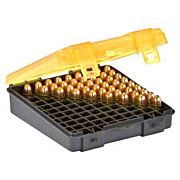 PLANO AMMO BOX 9MM/.380ACP 100-RNDS FLIP TOP