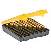 PLANO AMMO BOX .45ACP/.40S&W/ 10MM 100RD FLIP TOP