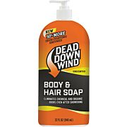 DDW BODY WASH & SHAMPOO PUMP 50% FORMULA 32FL OZ