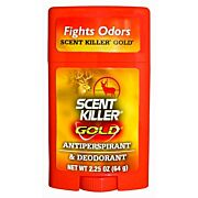WRC ANTIPERSPIRANT/DEODORANT SCENT KILLER GOLD 2.25 OUNCES