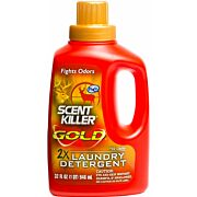 WRC CLOTHING WASH SCENT KILLER GOLD 32FL OUNCES