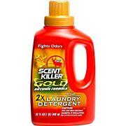 WRC CLOTHING WASH SCENT KILLER GOLD AUTUMN FORMULA 32FL OZ