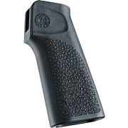 HOGUE AR15 15 DEGREE VERTICAL GRIP NO FINGER GROOVES BLK