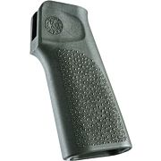HOGUE AR15 15 DEGREE VERTICAL POLYMER NO FINGER GROOVES OD