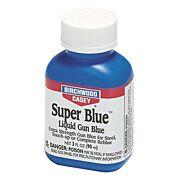 B/C SUPER BLUE LIQUID GUN BLUE 3 OZ. BOTTLE