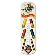 RIVERS EDGE THERMOMETER WINCHESTER AMMUNITION TIN