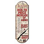 "RIVERS EDGE THERMOMETER ""DUE TO PRICE INCREASE OF AMMO"
