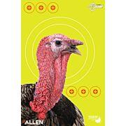 """ALLEN EZ AIM SPLASH TURKEY TGT 8-PK 12""""X18"""""""
