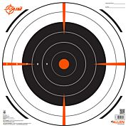 "ALLEN EZ AIM BULLSEYE TARGET 12-PK 12""X12"""