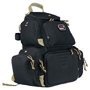 GPS HANDGUNNER BACKPACK BLACK/TAN