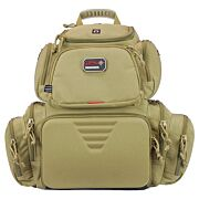 GPS HANDGUNNER BACKPACK TAN