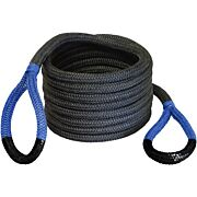 "BUBBA ROPE ORIGINAL BUBBA 7/8"" X20' STRETCH ROPE BLUE EYES"