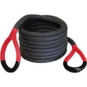"BUBBA ROPE ORIGINAL BUBBA 7/8"" X20' STRETCH ROPE RED EYES"