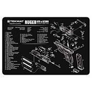 """TEKMAT ARMORERS BENCH MAT 11""""x17"""" RUGER LC9"""