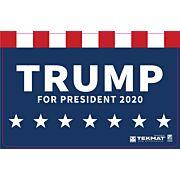"""TEKMAT ARMORERS BENCH MAT 11""""X17"""" TRUMP 2020"""