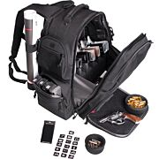 GPS EXECUTIVE HANDGUNNER BACKPACK BLACK