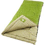 COLEMAN SLEEPING BAG GREEN VALLEY
