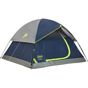 COLEMAN SUNDOME TENT 10'X10' 6 PERSON NAVY/GREY